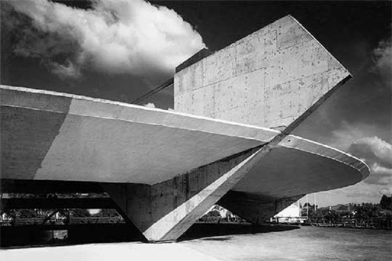 arquitectura_Paulo Mendes_Club Atlético Paulistano_detalle apoyos