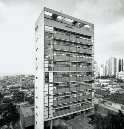 arquitectura_Paulo Mendes_ edificio Jaraguá