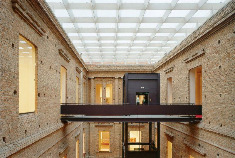 arquitectura_Paulo Mendes_PInacoteca_interior