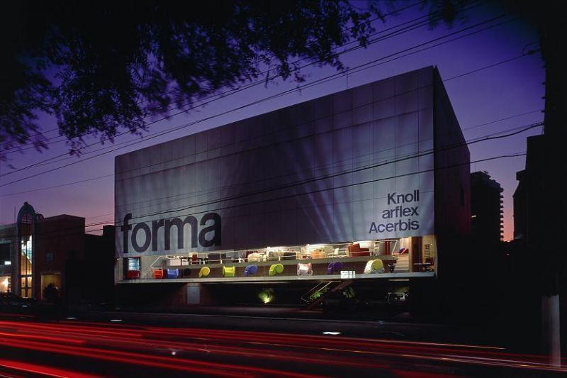 arquitectura_Paulo Mendes_Tienda Forma