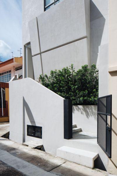 arquitectura_Peolple´s Chapel_acceso trasero