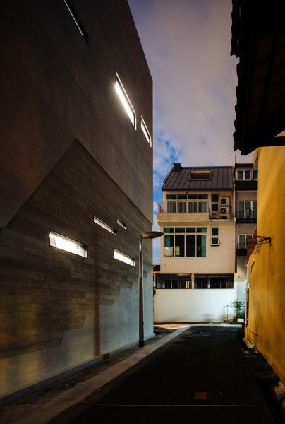 arquitectura_Peolple´s Chapel_luz
