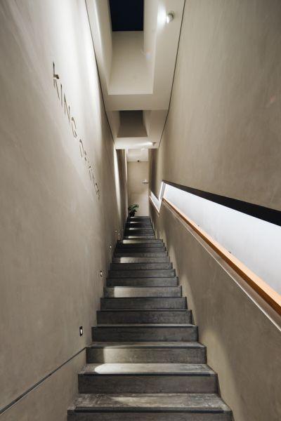 arquitectura_Peolple´s Chapel_escalera