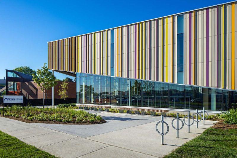 arquitectura_Perkins_Will_Albion_Library_ fachada
