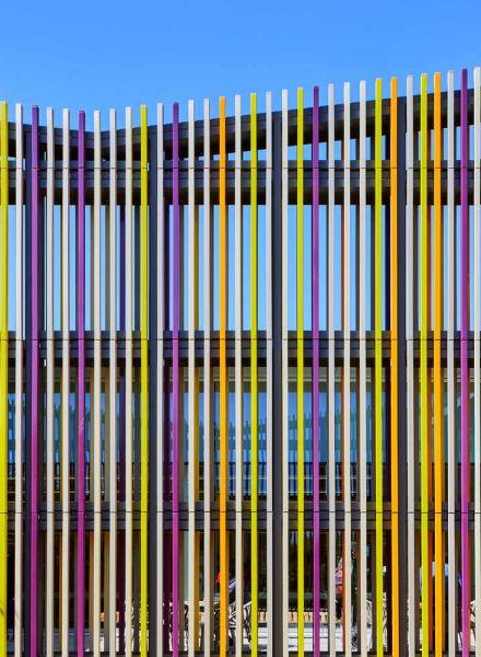 arquitectura_Perkins_Will_Albion_Library_detalle fachada