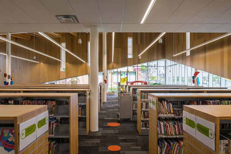 arquitectura_Perkins_Will_Albion_Library_niños