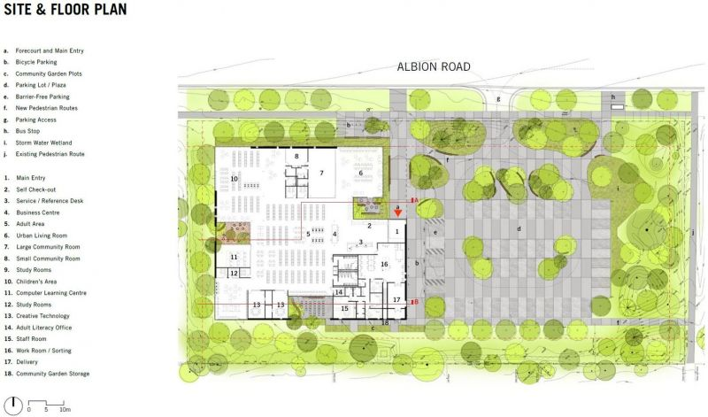 arquitectura_Perkins_Will_Albion_Library_planta