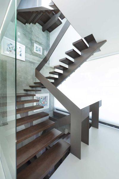 casa marivent perretta arquitectura campolivar fotografía escalera
