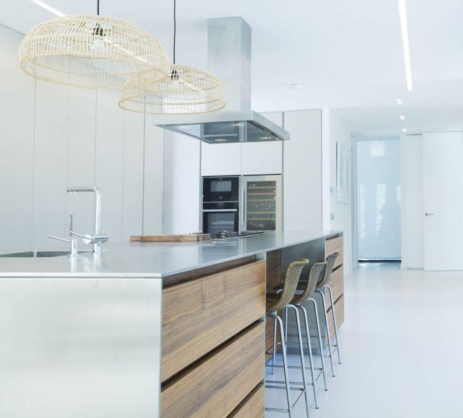casa marivent perretta arquitectura campolivar fotografía cocina