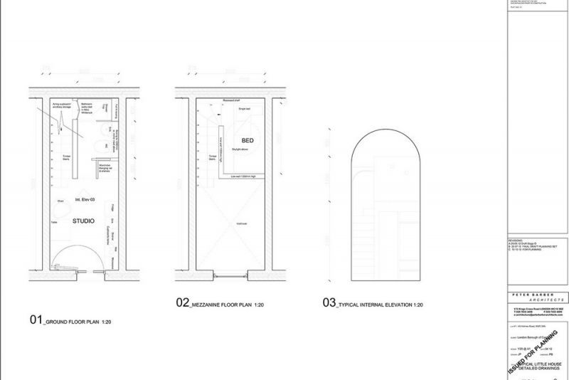 arquitectura_Peter Barber_Micro Homes_planos