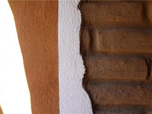 arquitectura_pintura en base a tierra_muestras