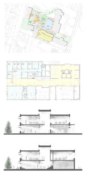 arquitectura_PIR II_new evjen school-architonic_plano sit