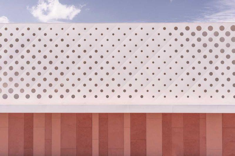 Centro comercial coop.fi en Arezzo Piuarch arquitecturayempresa fotografia fachada