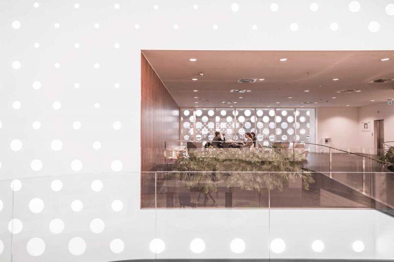 Centro comercial coop.fi en Arezzo Piuarch arquitecturayempresa fotografia interior galerias