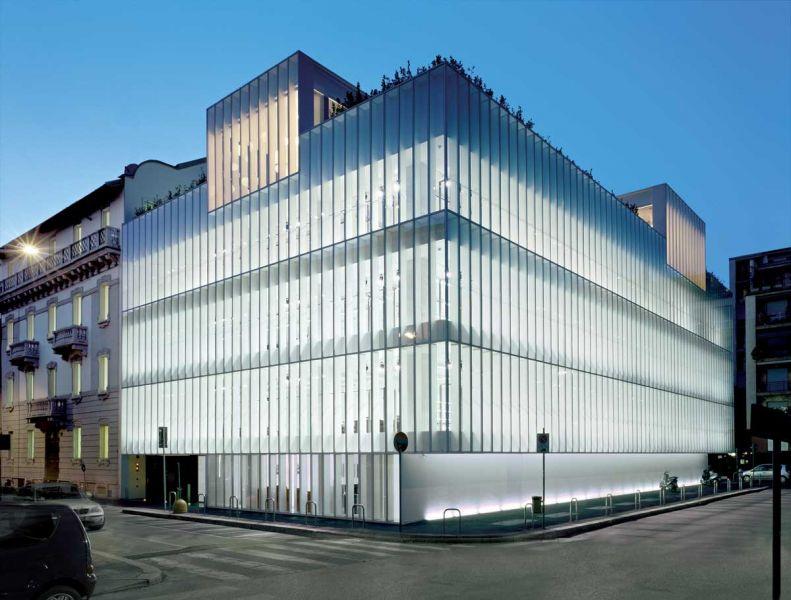Centro comercial coop.fi en Arezzo Piuarch arquitecturayempresa fotografia exterior