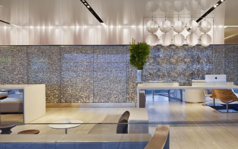 arquitectura_planchas de espuma de aluminio_acabado interior retroilu