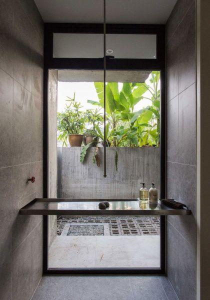 arquitectura Formzero Planter Box house fotografía Ameen Deen  baño