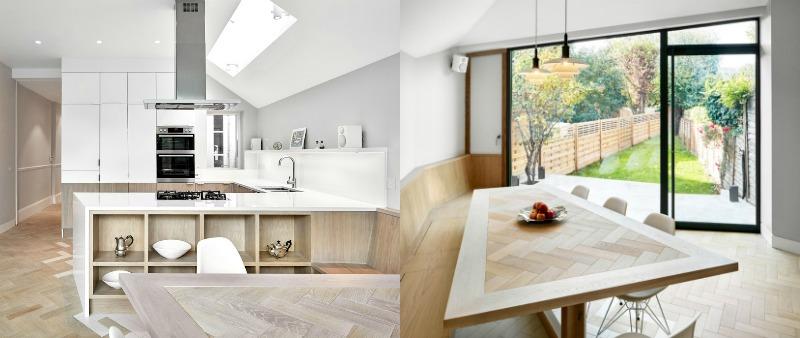 arquitecto, diseño, deisgn, arquitectura, Londres, Platform 5 Architects, interior, interiorismo, vivienda, casa, jardín, casa victoriana, Alan Williams Photography