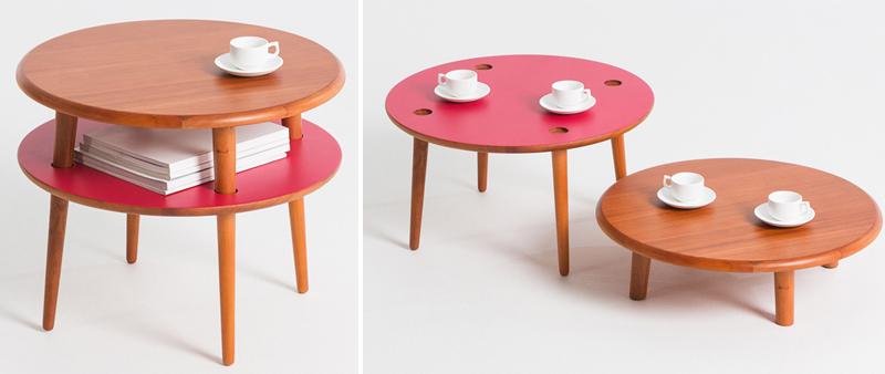 arquitectura, arquitecto, diseño, design, furniture, mobiliario, caoba, L+W, Francesca Lanzavecchia y Hunn Wai