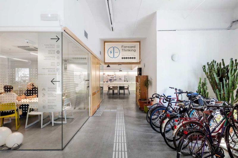 arquitectura accesible PMMT Arquitectura oficinas estudio