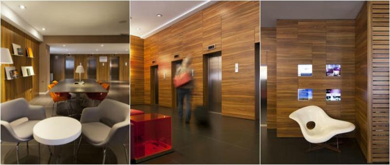 arquitectura, arquitecto, diseño, design, empresa,  Polyrey, internacional, sostenible, laminado HPL, aglomerado, MDF, papel, melanina, decoración, interior, exterior