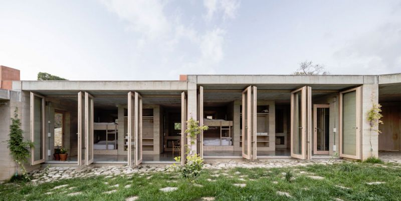 arquitectura House 1413. H Arquitectes. Fotografía de Adrià Goula