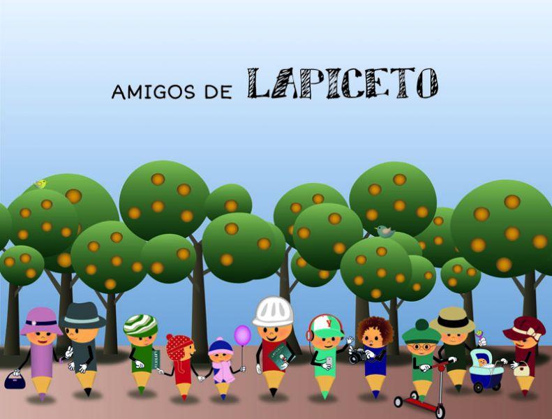 Arquitectura_Presentación lapiceto_amigos de lapiceto