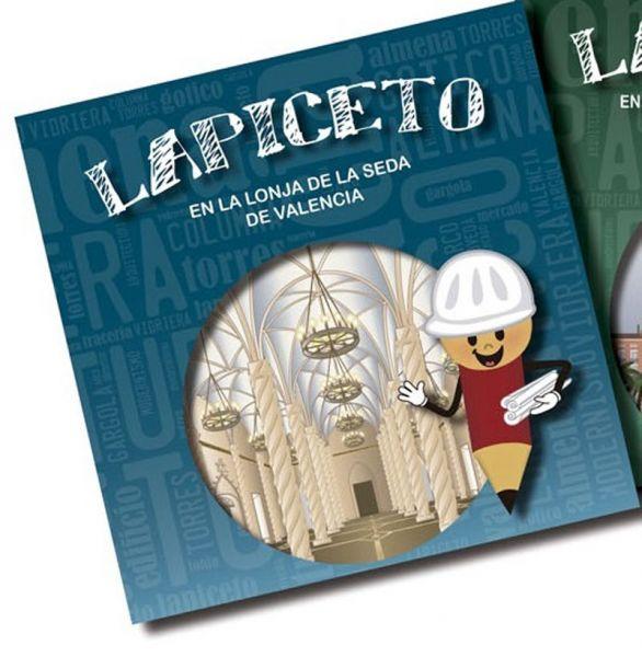 Arquitectura_Presentación Lapiceto_portada libro lonja valencia
