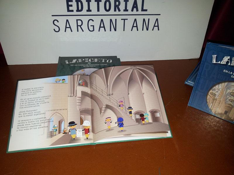 Arquitectura_Presentacón lapiceto_interior libro de la lonja