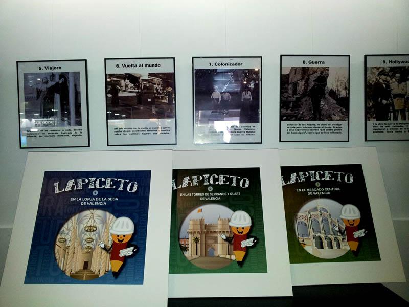 Arquitectura_Presentación lapiceto_portadas de 3 libros