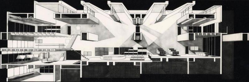 arquitectura Arata Isozaki Premio Pritzker 2019 oita library