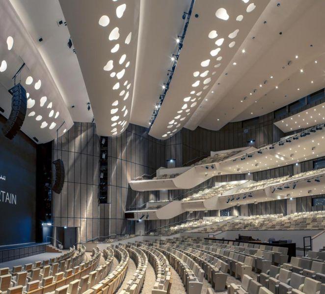 arquitectura Arata Isozaki Premio Pritzker 2019 QATAR NCC