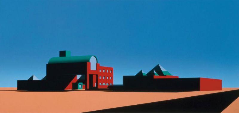 arquitectura Arata Isozaki Premio Pritzker 2019 boceto mola