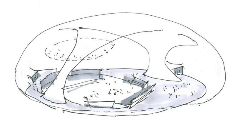 arquitectura Arata Isozaki Premio Pritzker 2019 LUCERNE FESTIVAL ARK