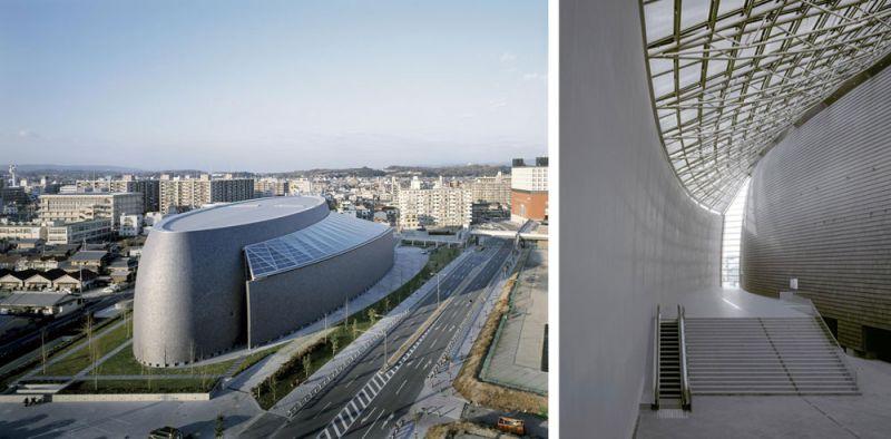 arquitectura Arata Isozaki Premio Pritzker 2019 NARA CENTENNIAL