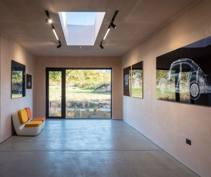 arquitectura process gallery guy hollaway architects nick vassey fotografia interior