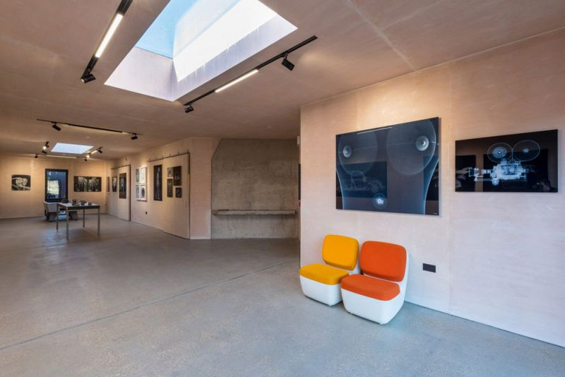 arquitectura process gallery guy hollaway architects nick vassey fotografia galeria