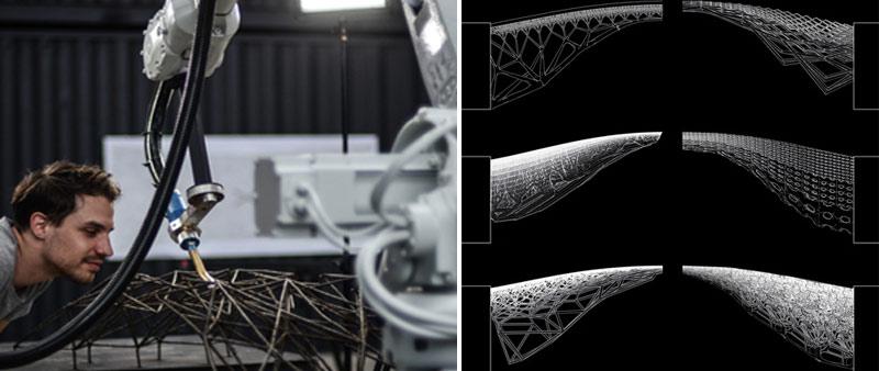 arquitectura, diseño, tecnología, joris laarman, mx3d, autodesk