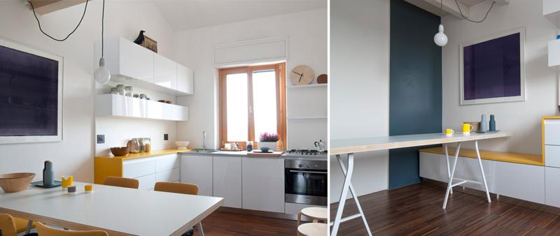 arquitectura, arquitecto, interiorismo, diseño, Milán, Milano, Piúerre, +R, architetti, Michele Filippi