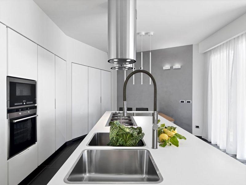 arquitectura Ramon Soler Cevisama 2019 grifo cocina