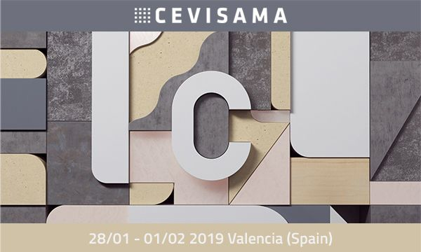 arquitectura Ramon Soler Cevisama 2019 cartel