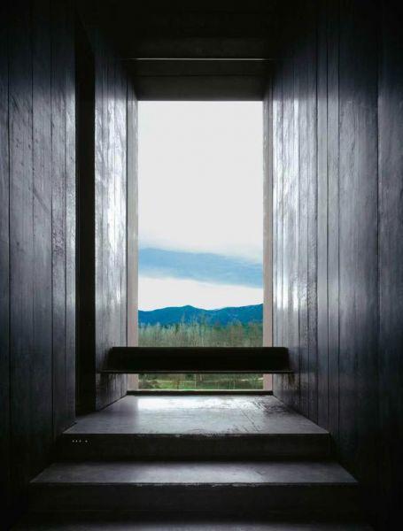 arquitectura casa horizonte rcr arquitectes netflix fotografia interior
