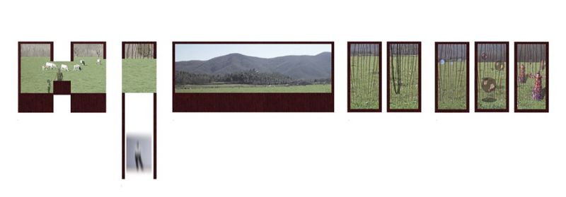 arquitectura casa horizonte rcr arquitectes netflix planta collage
