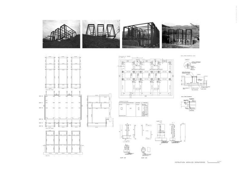 arquitectura casa horizonte rcr arquitectes netflix planos estructura