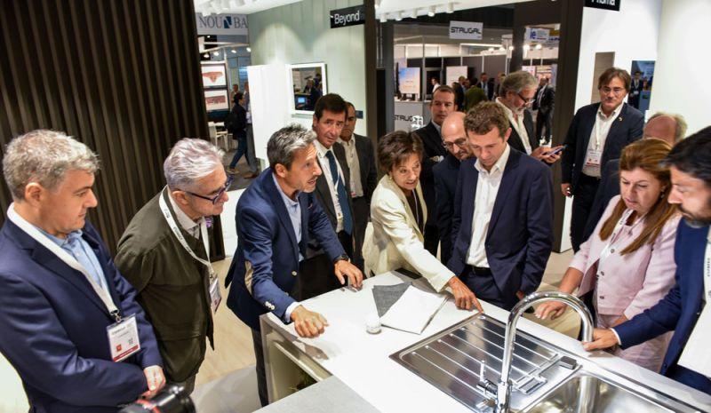 ARQUITECTURA Rebuild 2019 Arquitectura y Empresa evento feria mesa redonda debate
