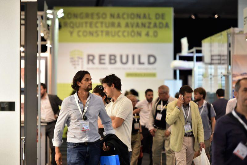 ARQUITECTURA Rebuild 2019 Arquitectura y Empresa evento feria