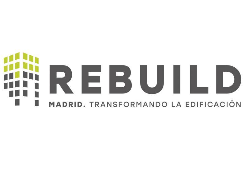 ARQUITECTURA Rebuild 2019 Arquitectura y Empresa evento feria logo