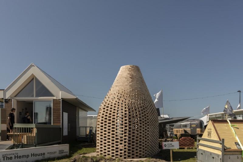 arquitectura reciclaje_Stonecycling_truetalker alzado posterior