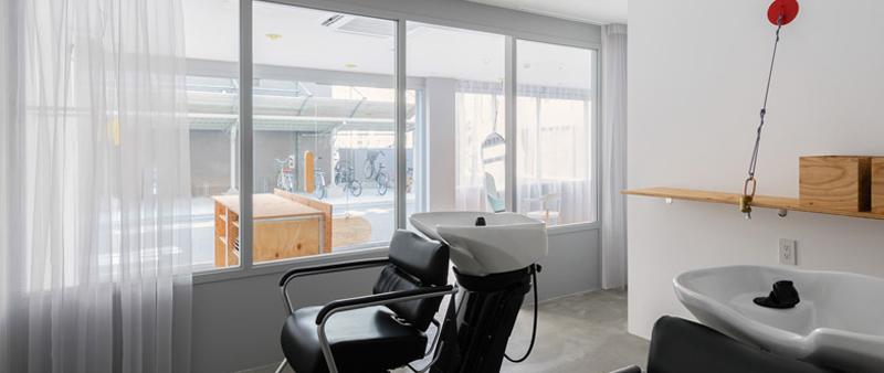 arquitectura, arquitecto, interiorismo, diseño, design, Sides Core, peluqería, Yoshiro Masuda, Re-Edit