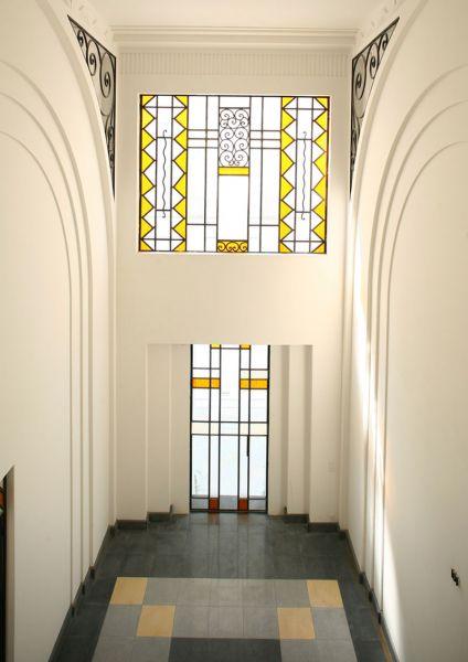 ARQUITECTURA_REHABILITACION Amsterdam hall de acceso